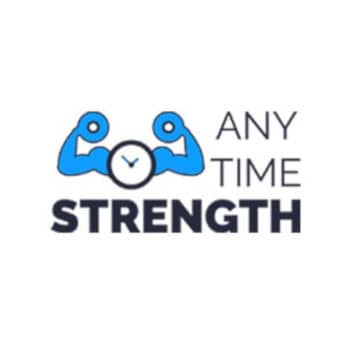 Any Time Strenght Logo