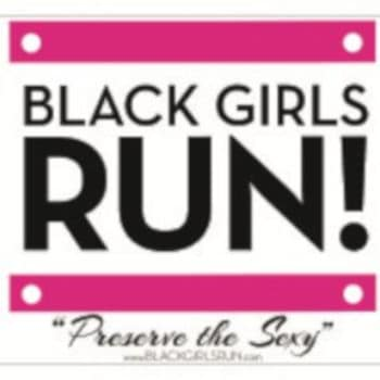 Black Girls Run Logo