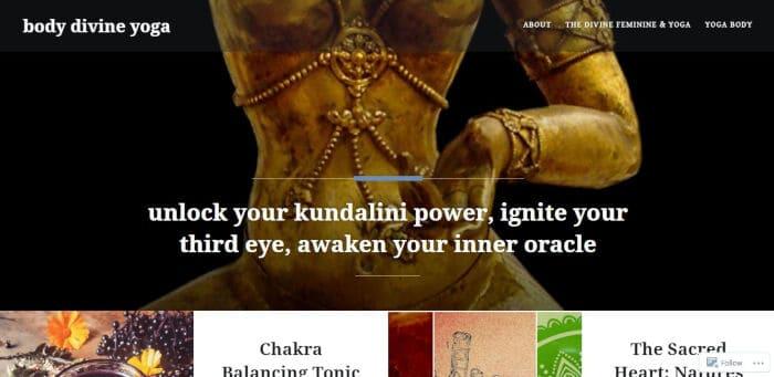 Body Divine Yoga