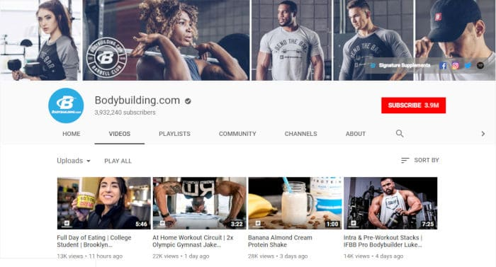Bodybuilding.com by Ryan DeLuca