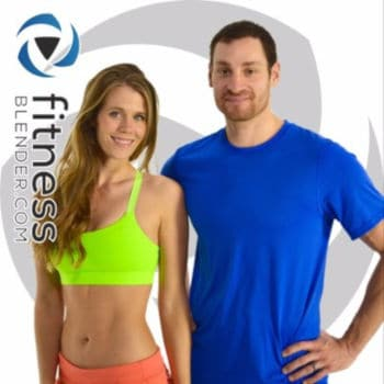 Daniel and Kelli Segars from Fitness Blender