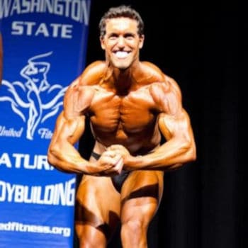 Derek Tresize from Vegan Muscle and Fitness