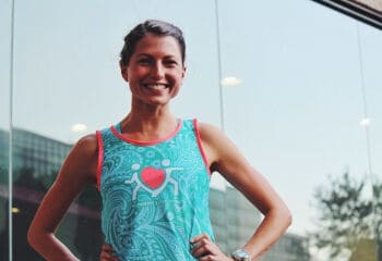 Dr. Ann Mazur from Runners Love Yoga