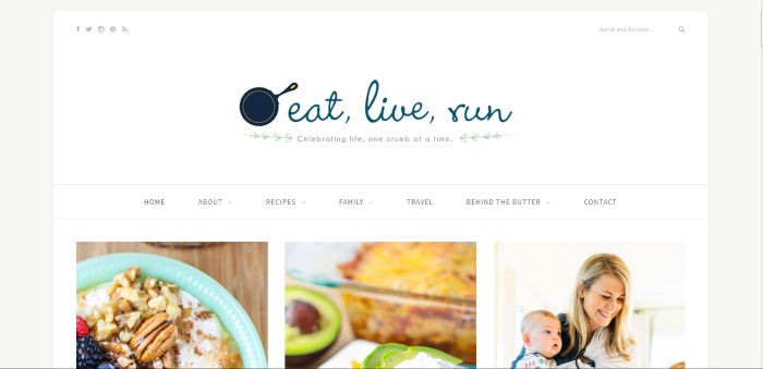 Eat Live Run