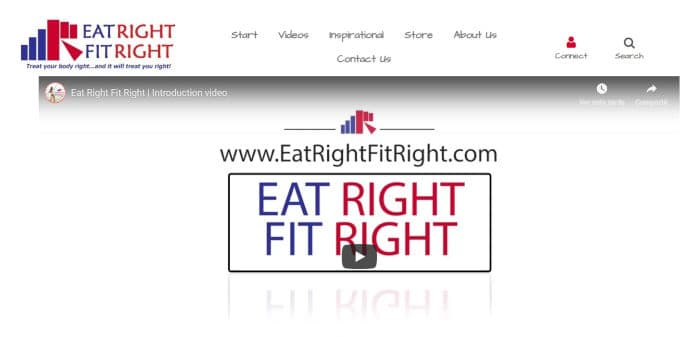 Eat Right Fit Right