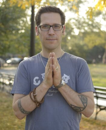 J. Brown from J. Brown Yoga