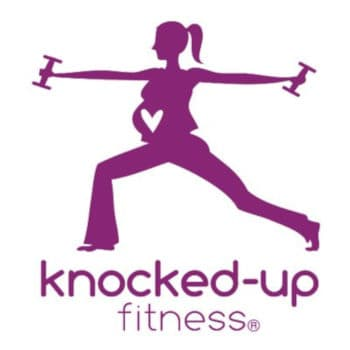 Knocked-Up Fitness Blog Logo