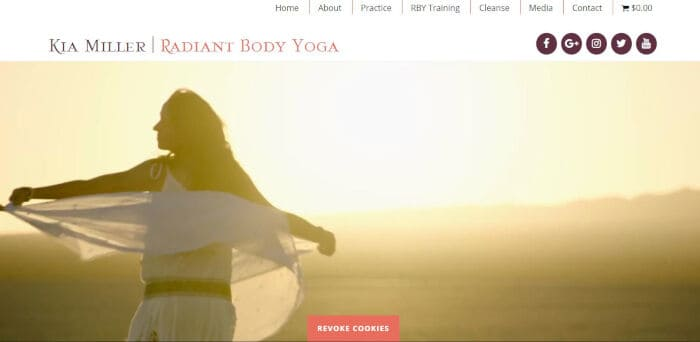 Radiant Body Yoga