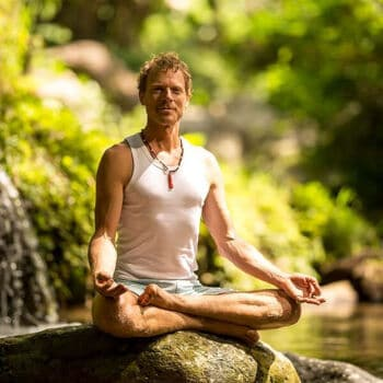 Randall O Leary from Jungle Yoga