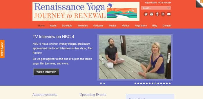 Renaissance Yoga