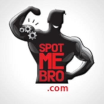 Spot Me Bro Logo