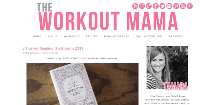 The Workout Mama