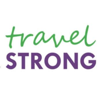 Travel Strong Logo