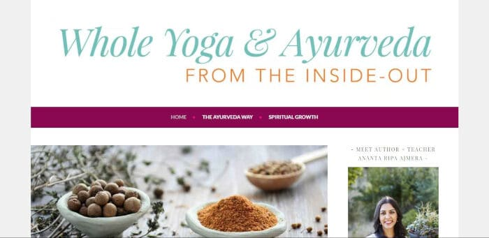 Whole Yoga and Ayurveda