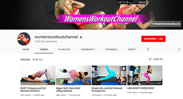 Womens-Workout-Channel