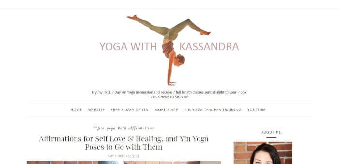 Yoga with Kassandra